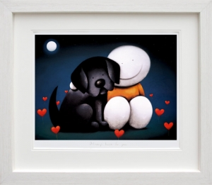 Always Here For You framed by Doug Hyde