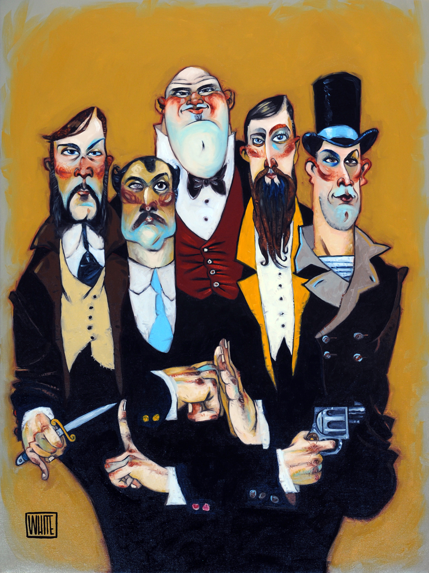 Band Of Thugs by Todd White