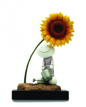 Flower Power sculpture by Doug Hyde