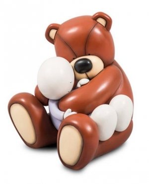 In Your Arms sculpture by Doug Hyde