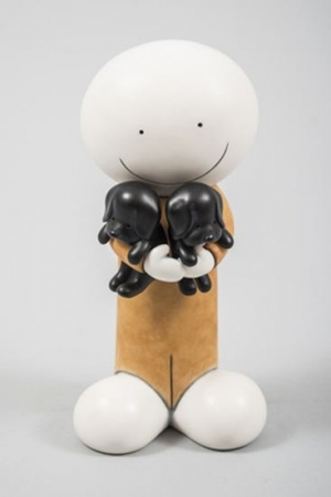 Puppy Love small by Doug Hyde