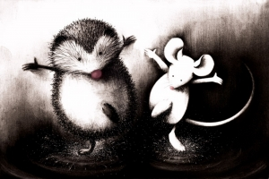 Country Dancing by Doug Hyde