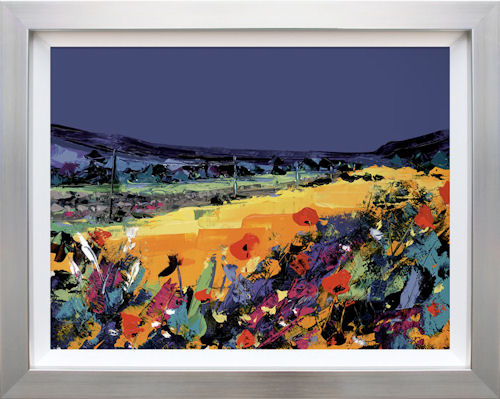 Summer Meadow framed by Duncan Macgregor