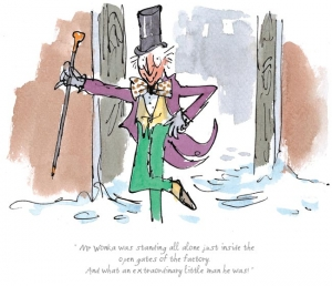An Extraordinary Man He Was by Quentin Blake