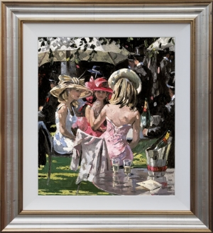 Ascot Celebrations by Sheree Valentine Daines