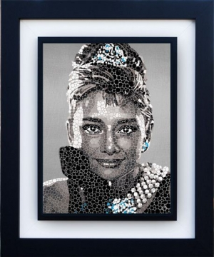 Audrey Hepburn - The Fair Lady by Paul Normansell