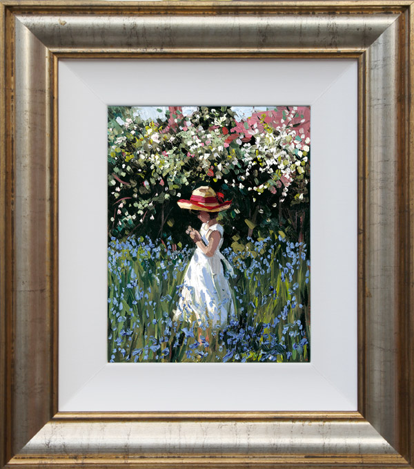 Bluebell Vision by Sheree Valentine Daines