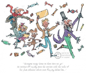 Everyone Ready by Quentin Blake