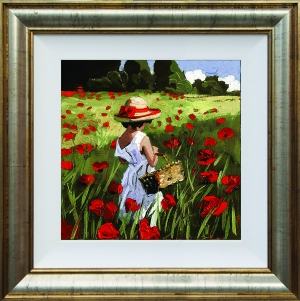 Field Of Dreams I by Sheree Valentine Daines