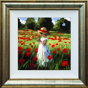 Field Of Dreams II by Sheree Valentine Daines