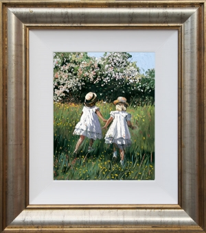 Golden Meadow by Sheree Valentine Daines