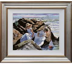 Rockpool Delight by Sheree Valentine Daines