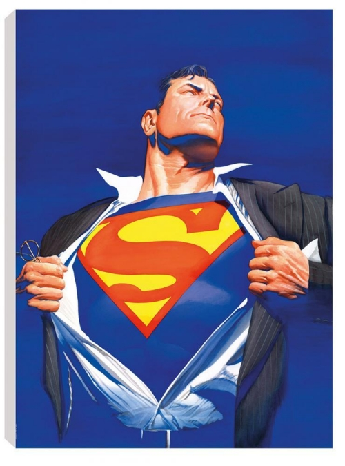 superman forever alex ross bc