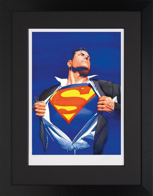 superman forever alex ross fp