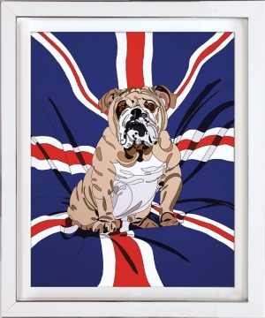 British Bulldog by Dylan Izaak