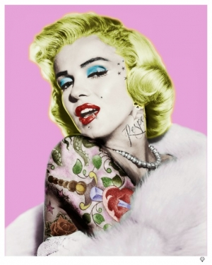 Marilyn colour