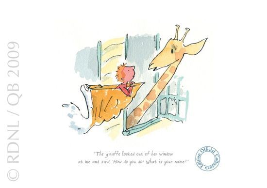 How Do You Do by Quentin Blake