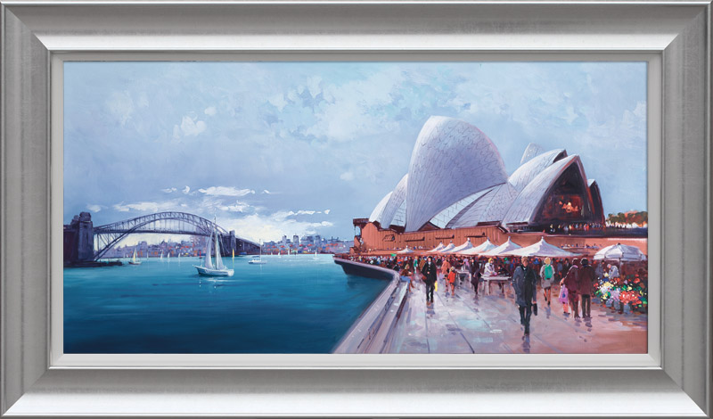 Sydney Harbour by Henderson Cisz