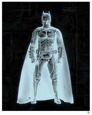 """The Bat"" Batman X-Ray by JJ Adams"