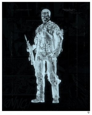 """Uncle Bob"" Terminator X-Ray by JJ Adams"