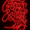 Turn me on and Light me Up by Courty