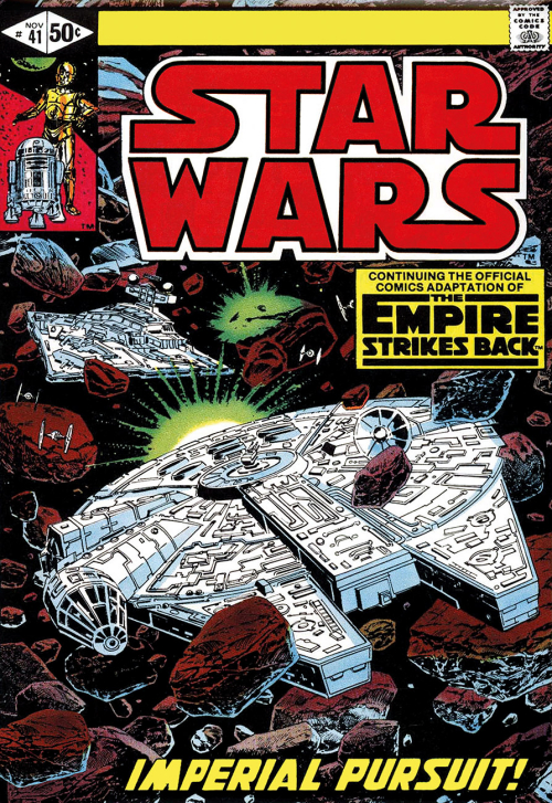 SLE Star Wars #41 - The Empire Strikes Back - Imperial Persuit
