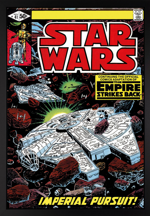 SLE Star Wars #41 - The Empire Strikes Back - Imperial Persuit_FBC