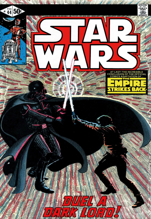 SLE Star Wars #44 - The Empire Strikes Back - Duel A Dark Lord