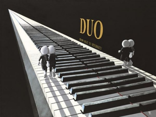 Duo by Mark Grieves