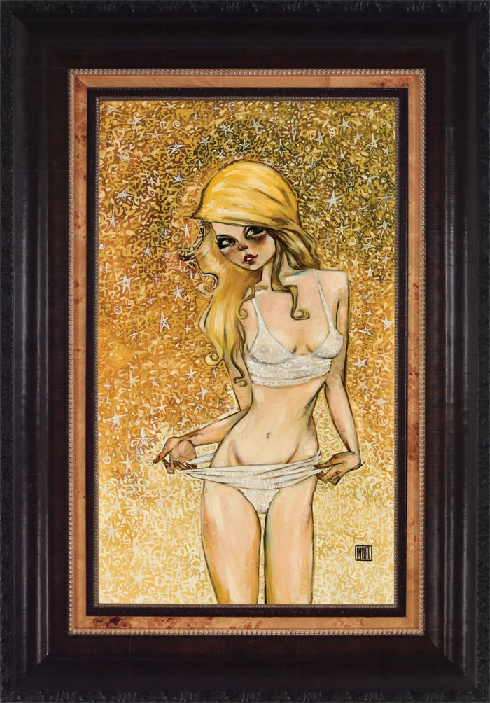 Oh My Lucky Stars by Todd White (framed)