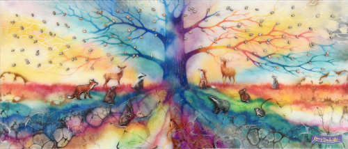 The Whispering Tree by Kerry Darlington