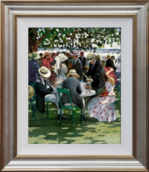 Shared Memories I by Sherree Valentine Daines (framed)