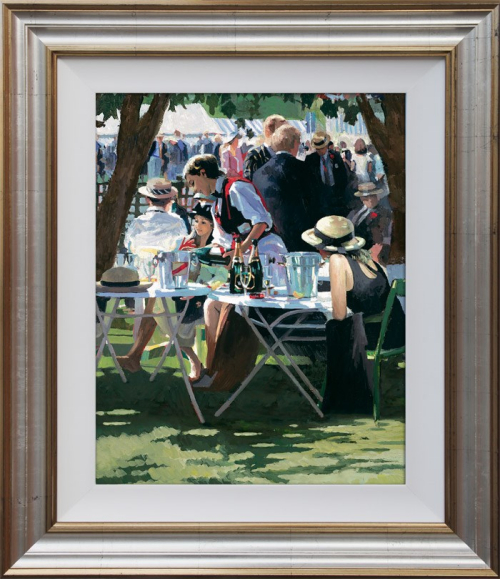 Shared Memories II by Sherree Valentine Daines (framed)