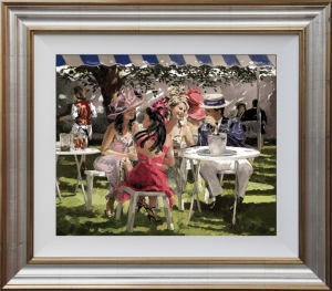 The Social Season by Sherree Valentine Daines (framed)