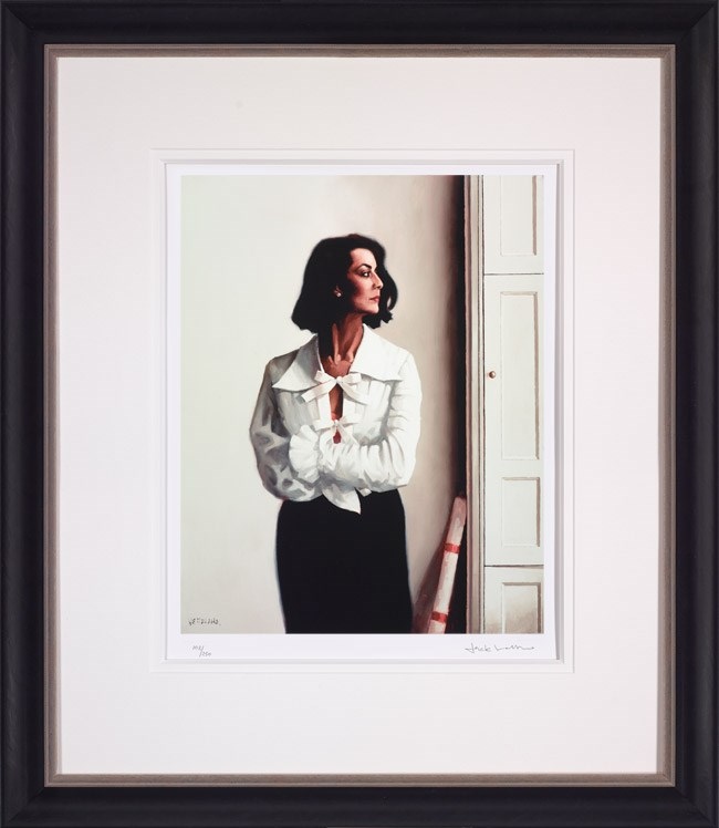 Edinburgh Afternoon by Jack Vettriano