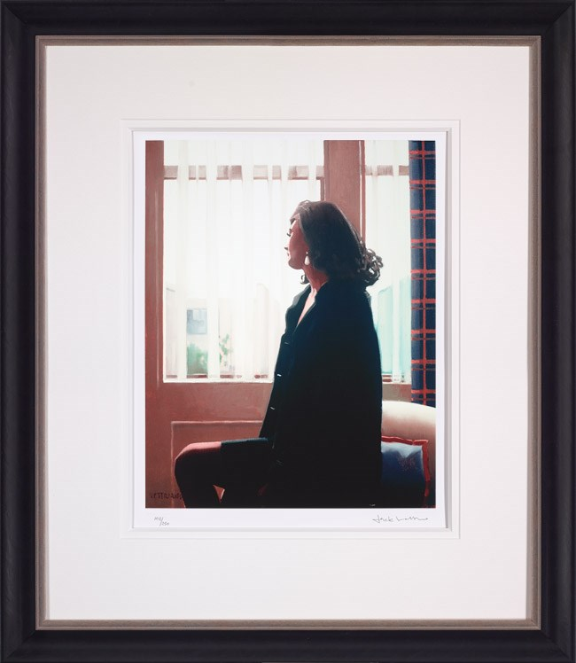 The Very Thought Of You by Jack Vettriano