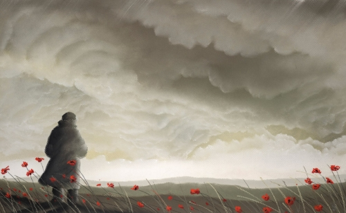 After the Storm by Mackenzie Thorpe