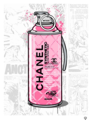 Brand Grenade Chanel by JJ Adams