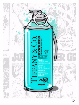 Brand Grenade Tiffany & Co by JJ Adams