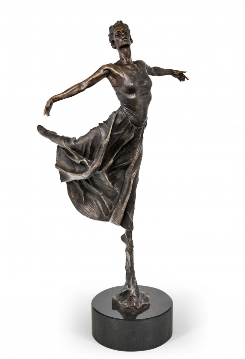 Classical Dancer by Carl Payne