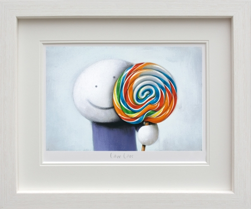 Lollipop, Lollipop by Doug Hyde Framed