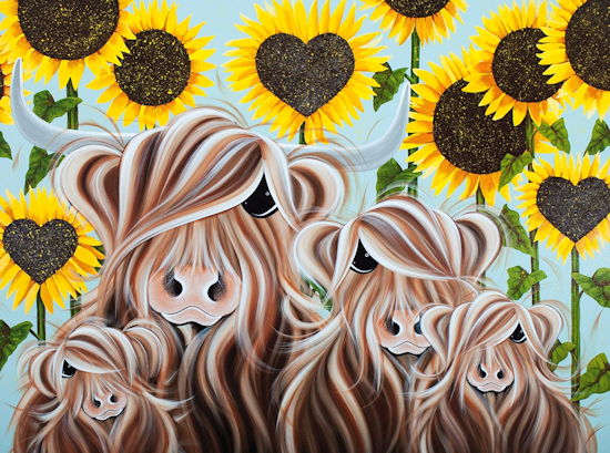 Safe In The Garden Of Love by Jennifer Hogwood