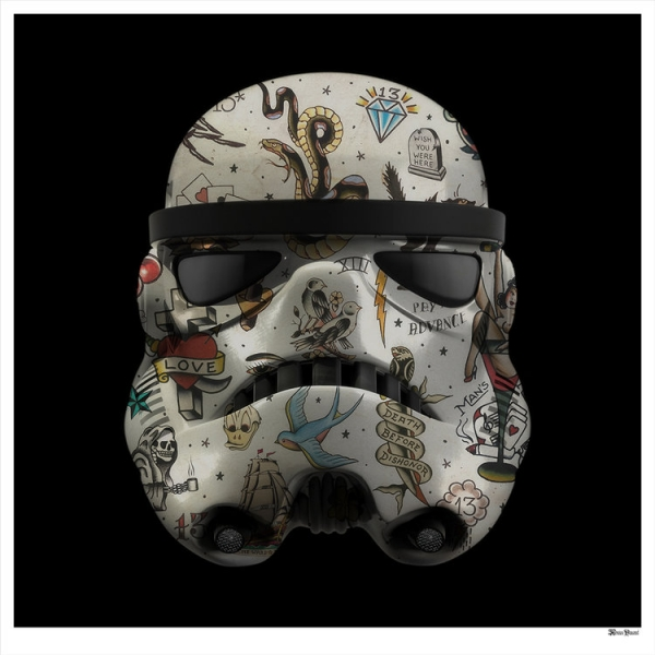 Stormtrooper by Monica Vincent