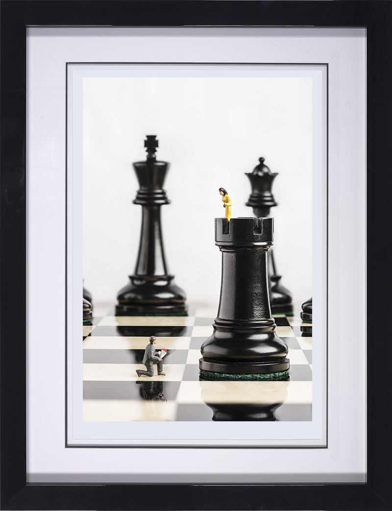 Check Mate by Mr Kuu