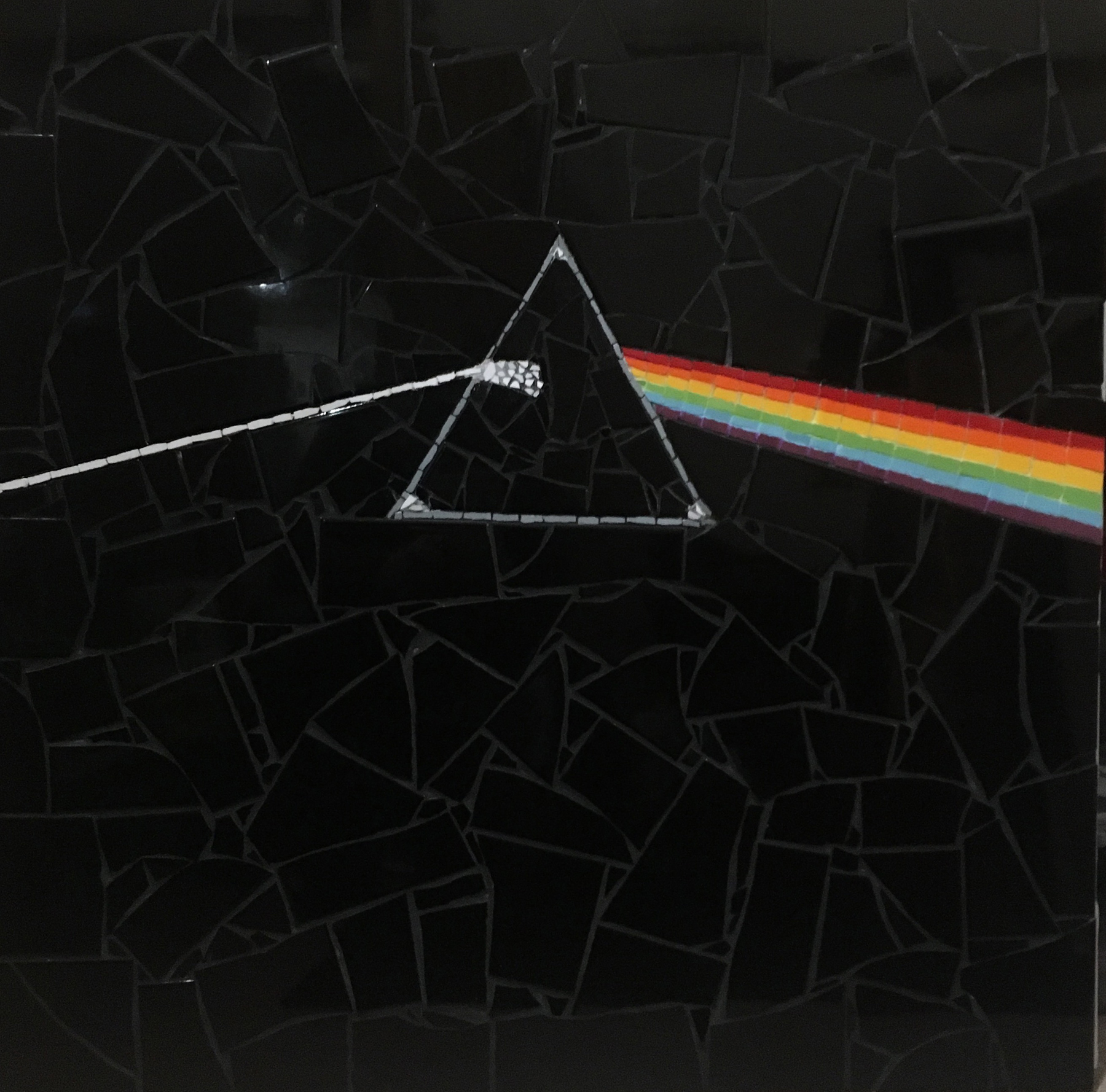 Dark Side Of The Moon by David O'Brien
