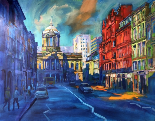 Liverpool by Bob Goldsborough