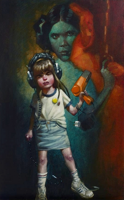 Princess Laura by Craig Davison