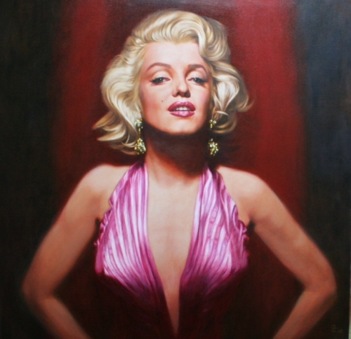 Marilyn by Bob Goldsborough