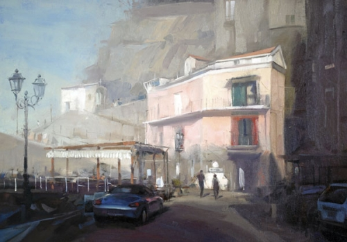 Marina Grande, Sorrento By Douglas Gray