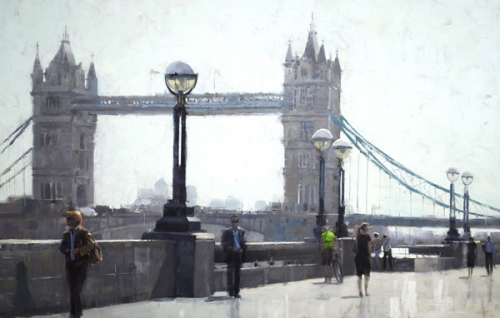 Tower Bridge by Douglas Gray